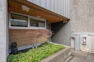 Photo 2: 4 850 W 8TH Avenue in Vancouver: Fairview VW Townhouse for sale (Vancouver West)  : MLS®# R2534245