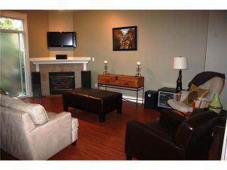 """Photo 2: 18 1506 EAGLE MOUNTAIN Drive in Coquitlam: Westwood Plateau Townhouse for sale in """"RIVER ROCK"""" : MLS®# V884983"""