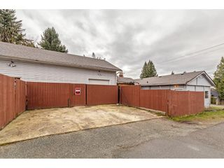 Photo 31: 2626 CAMPBELL Avenue in Abbotsford: Central Abbotsford House for sale : MLS®# R2532688