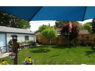 Photo 3: 115 Danbury Bay in WINNIPEG: Westwood / Crestview Residential for sale (West Winnipeg)  : MLS®# 1414116