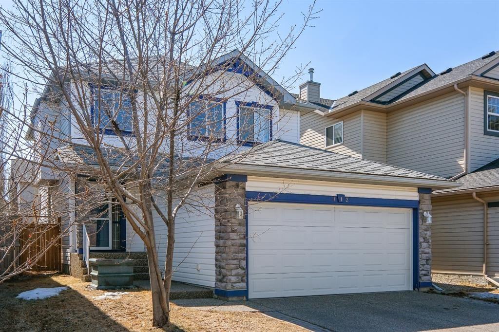 Main Photo: 112 Cranfield Park SE in Calgary: Cranston Detached for sale : MLS®# A1096222