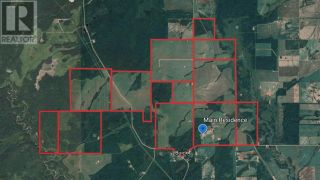 Photo 1: 15166 BUICK CREEK ROAD in Fort St. John (Zone 60): Agriculture for sale : MLS®# C8030416
