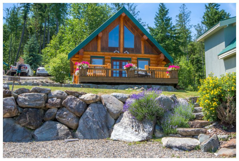 Main Photo: 108 6421 Eagle Bay Road in Eagle Bay: WILD ROSE BAY House for sale : MLS®# 10119754