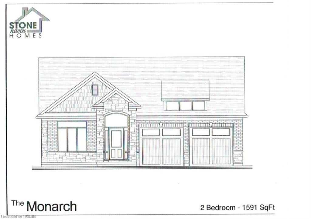 Main Photo: 218 BOARDWALK Way in Dorchester: Property for sale