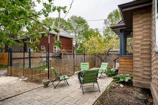 Photo 35: 141 Walnut Street in Winnipeg: Wolseley Residential for sale (5B)  : MLS®# 202112637