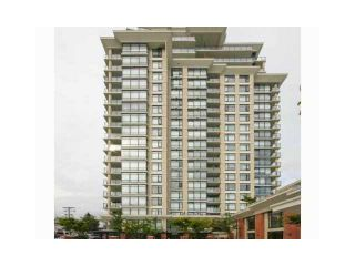 Photo 1: 806 610 VICTORIA Street in New Westminster: Downtown NW Condo for sale : MLS®# V1064335