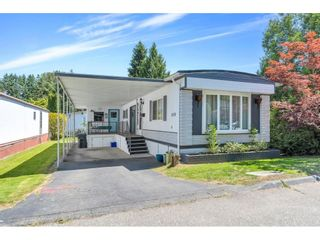 """Photo 2: 328 1840 160 Street in Surrey: King George Corridor Manufactured Home for sale in """"BREAKAWAY BAYS"""" (South Surrey White Rock)  : MLS®# R2593768"""