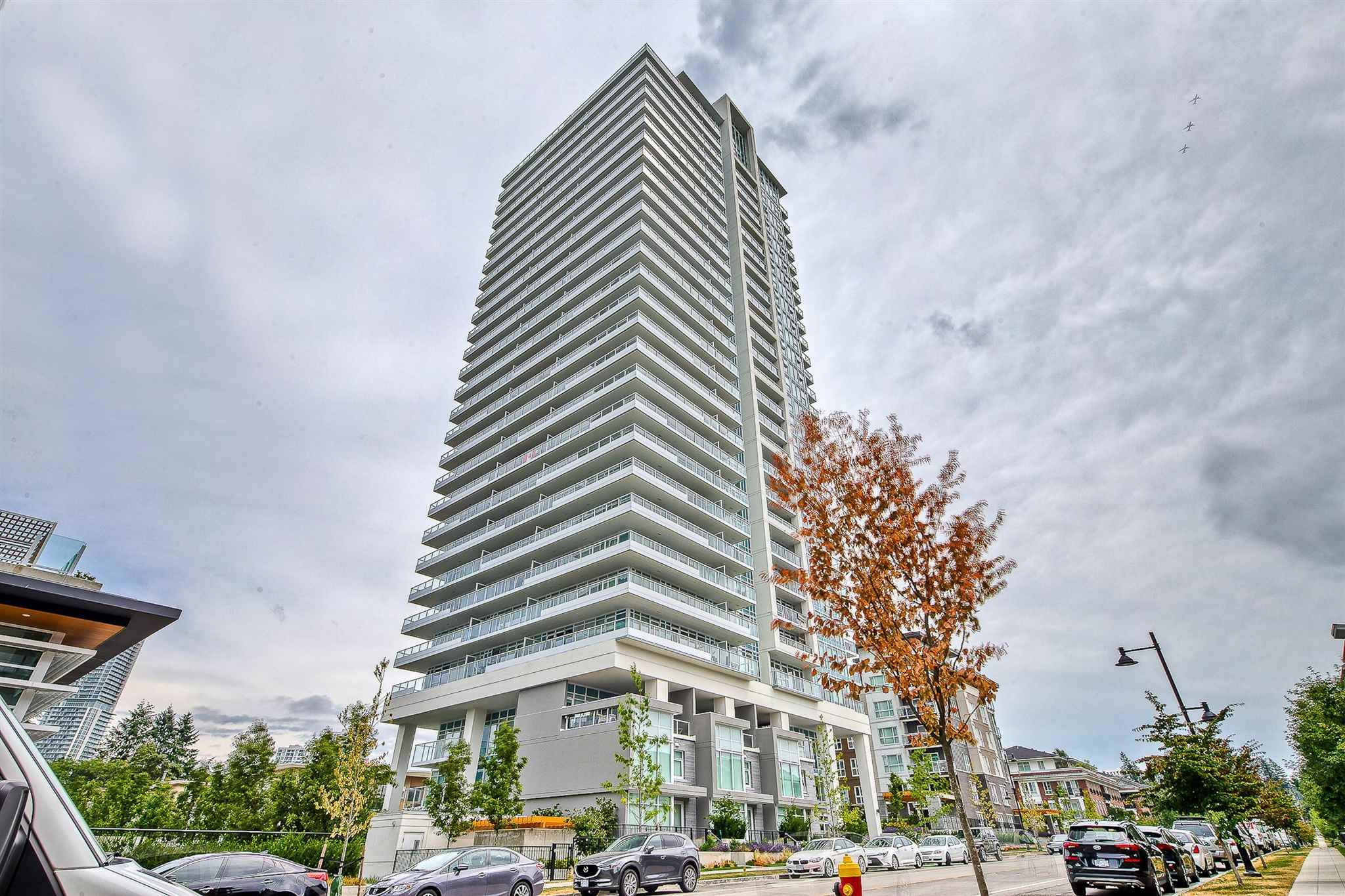 Main Photo: 708 525 FOSTER AVENUE in Coquitlam: Coquitlam West Condo for sale : MLS®# R2600021