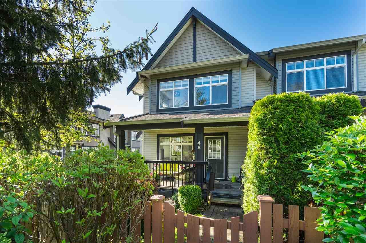 """Main Photo: 48 19448 68 Avenue in Surrey: Clayton Townhouse for sale in """"NUOVO"""" (Cloverdale)  : MLS®# R2365136"""
