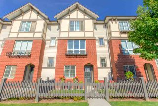 """Photo 1: 79 7848 209 Street in Langley: Willoughby Heights Townhouse for sale in """"MASON & GREEN"""" : MLS®# R2435109"""