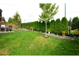 """Photo 20: 1459 NANTON Street in Coquitlam: Burke Mountain House for sale in """"FOOTHILLS"""" : MLS®# V1024544"""