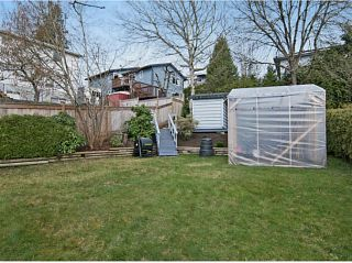 Photo 18: 2221 KAPTEY Avenue in Coquitlam: Cape Horn House for sale : MLS®# V1053476