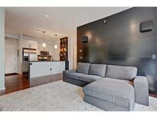Photo 5: 105 414 MEREDITH Road NE in Calgary: Crescent Heights Condo for sale : MLS®# C4050218