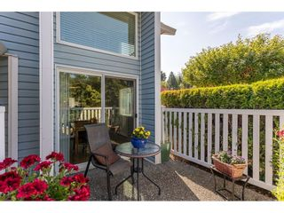 """Photo 23: 39 3292 VERNON Terrace in Abbotsford: Abbotsford East Townhouse for sale in """"Crown Point Villas"""" : MLS®# R2604950"""