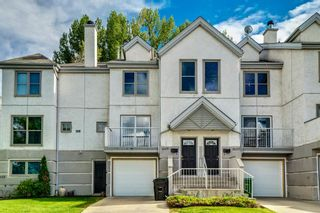Photo 1: 1619 16 Avenue SW in Calgary: Sunalta Row/Townhouse for sale : MLS®# A1102172
