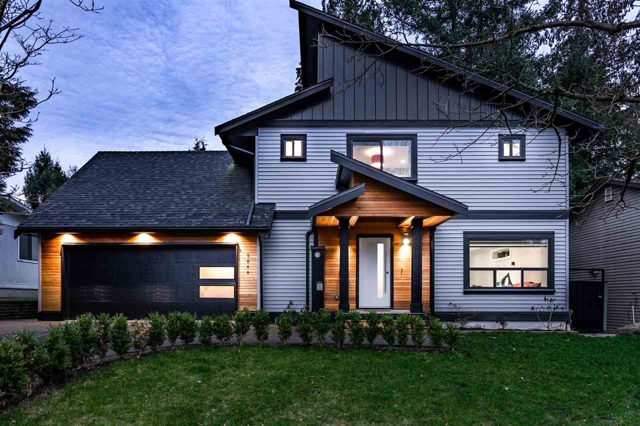 """Main Photo: 5844 ANGUS Place in Surrey: Cloverdale BC House for sale in """"Jersey Hills"""" (Cloverdale)  : MLS®# R2348924"""