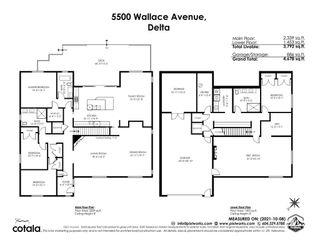 "Photo 31: 5500 WALLACE Avenue in Delta: Pebble Hill House for sale in ""Pebble Hill"" (Tsawwassen)  : MLS®# R2624650"