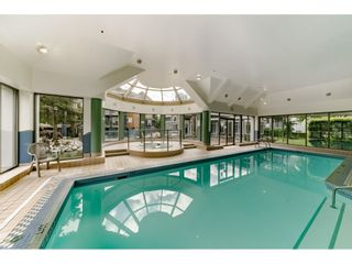 """Photo 19: 213 1200 EASTWOOD Street in Coquitlam: North Coquitlam Condo for sale in """"LAKESIDE TERRACE"""" : MLS®# R2416247"""