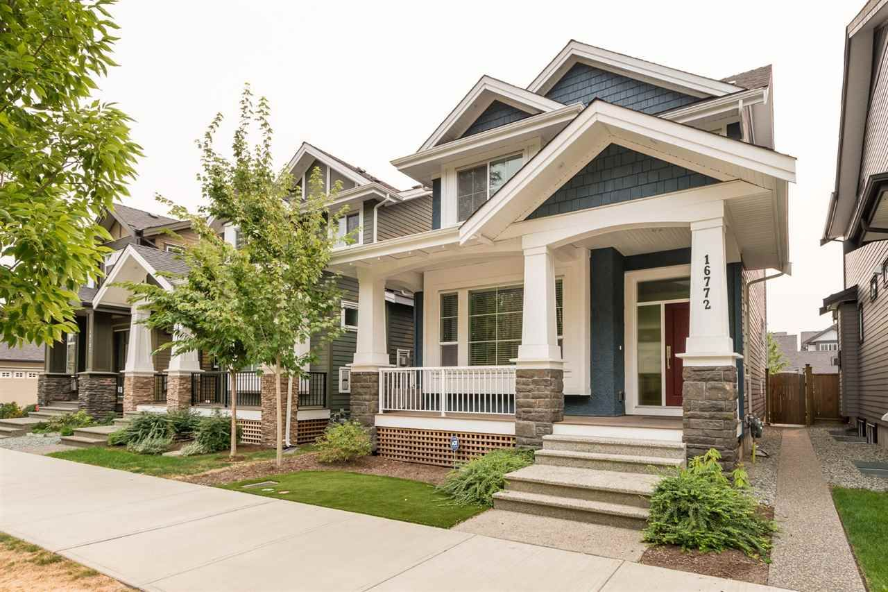 """Main Photo: 16772 23 Avenue in Surrey: Grandview Surrey House for sale in """"The Village at Southwood"""" (South Surrey White Rock)  : MLS®# R2369748"""