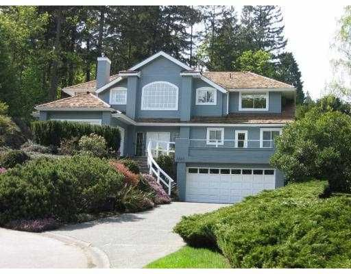 "Main Photo: 4880 THE DALE BB in West_Vancouver: Olde Caulfeild House for sale in ""OLDE CAULFEILD"" (West Vancouver)  : MLS®# V658230"