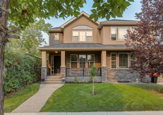 Main Photo: 105 15 Street NW in Calgary: Hillhurst Semi Detached for sale : MLS®# A1135691
