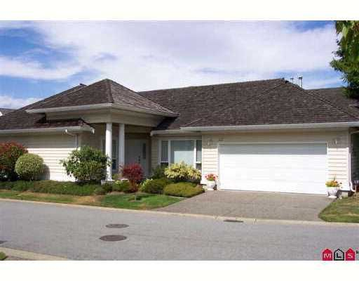 """Main Photo: 26 1881 144TH ST in White Rock: Sunnyside Park Surrey Townhouse for sale in """"Brambley Hedge"""" (South Surrey White Rock)  : MLS®# F2620075"""