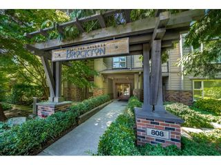 """Photo 2: 408 808 SANGSTER Place in New Westminster: The Heights NW Condo for sale in """"The Brockton"""" : MLS®# R2505572"""