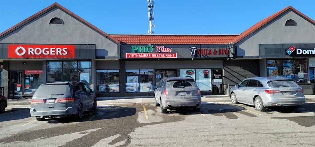 Main Photo: 730 # 730 CROWFOOT Street Close NW in Calgary: Arbour Lake Business for lease : MLS®# A1071865