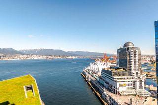"Photo 1: 2402 1011 W CORDOVA Street in Vancouver: Coal Harbour Condo for sale in ""FAIRMONT PACIFIC RIM"" (Vancouver West)  : MLS®# R2159194"