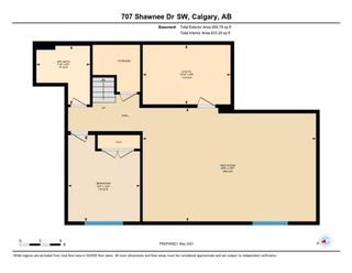 Photo 42: 707 Shawnee Drive SW in Calgary: Shawnee Slopes Detached for sale : MLS®# A1109379