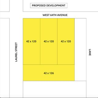 Photo 2: 840 W 64TH Avenue in Vancouver: Marpole Land for sale (Vancouver West)  : MLS®# R2440555
