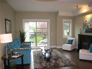 Photo 2: 110 7168 STRIDE Avenue in Burnaby: Edmonds BE Condo for sale (Burnaby East)  : MLS®# V1002925