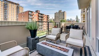 Photo 1: 308 1500 7 Street SW in Calgary: Beltline Apartment for sale : MLS®# A1017380