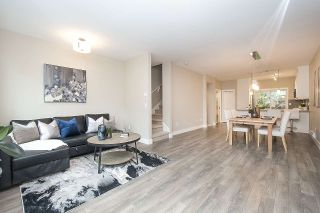 """Photo 3: 103 1405 DAYTON Street in Coquitlam: Burke Mountain Townhouse for sale in """"ERICA"""" : MLS®# R2311319"""
