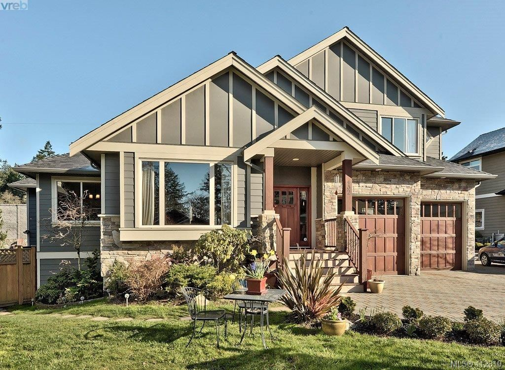 Main Photo: 432 Nursery Hill Dr in VICTORIA: VR View Royal House for sale (View Royal)  : MLS®# 818287