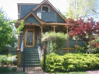 Photo 1: 1101 EDINBURGH Street in New_Westminster: VNWMP House for sale (New Westminster)  : MLS®# V711635