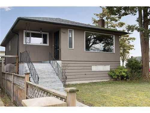 Main Photo: 4167 PENDER Street in Burnaby North: Home for sale : MLS®# V1009801