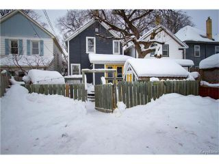 Photo 20: 304 Arnold Avenue in Winnipeg: Fort Rouge Residential for sale (1Aw)  : MLS®# 1700584