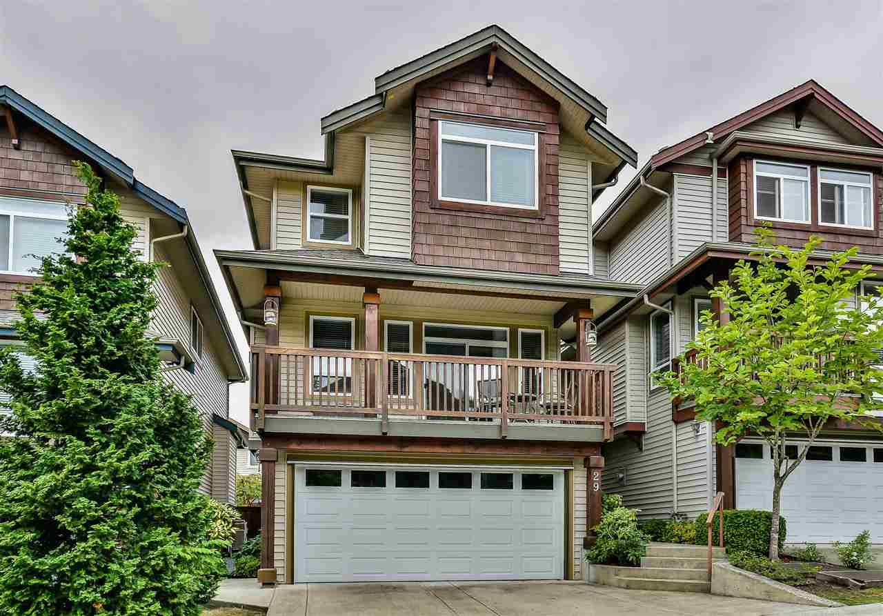 "Main Photo: 29 2287 ARGUE Street in Port Coquitlam: Citadel PQ House for sale in ""CITADEL LANDING"" : MLS®# R2109494"