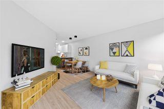 """Photo 3: 204 2110 CORNWALL Avenue in Vancouver: Kitsilano Condo for sale in """"SEAGATE VILLA"""" (Vancouver West)  : MLS®# R2587339"""