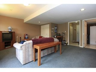 """Photo 15: 18650 65TH Avenue in SURREY: Cloverdale BC Townhouse for sale in """"RIDGEWAY"""" (Cloverdale)  : MLS®# F1215322"""