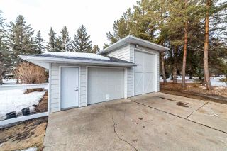 Photo 46: 12 Equestrian Place: Rural Sturgeon County House for sale : MLS®# E4229821