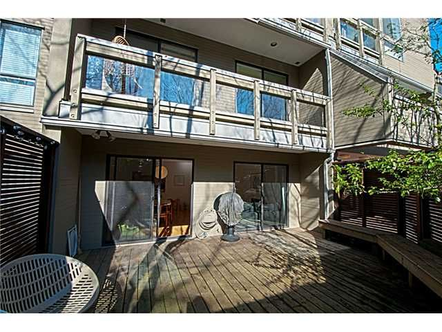 """Main Photo: 105 1299 W 7TH Avenue in Vancouver: Fairview VW Condo for sale in """"MARBELLA"""" (Vancouver West)  : MLS®# V935816"""