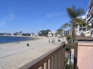 Photo 3: PACIFIC BEACH Condo for sale : 1 bedrooms : 3802 Riviera #1