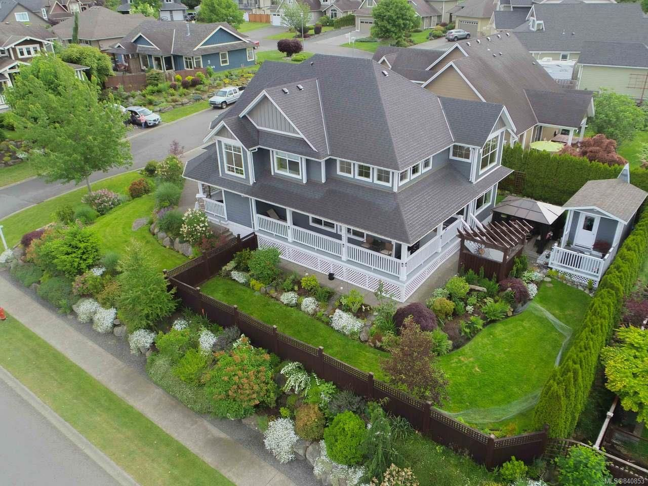 Photo 74: Photos: 206 Marie Pl in CAMPBELL RIVER: CR Willow Point House for sale (Campbell River)  : MLS®# 840853