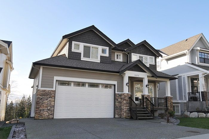 "Main Photo: 13373 235A Street in Maple Ridge: Silver Valley House for sale in ""ROCK RIDGE"" : MLS®# R2035910"