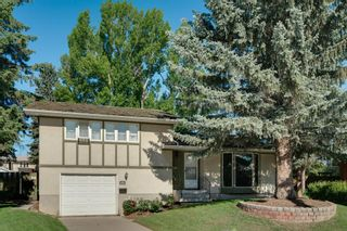 Photo 1: 5407 LADBROOKE Drive SW in Calgary: Lakeview Detached for sale : MLS®# A1009726