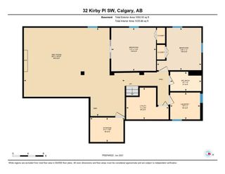 Photo 36: 32 Kirby Place SW in Calgary: Kingsland Detached for sale : MLS®# A1143967