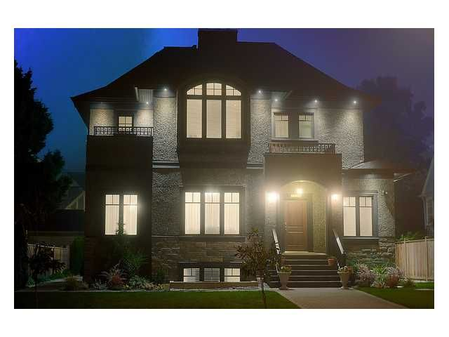 Main Photo: 4035 W 37TH AV in Vancouver: Dunbar House for sale (Vancouver West)  : MLS®# V1030673