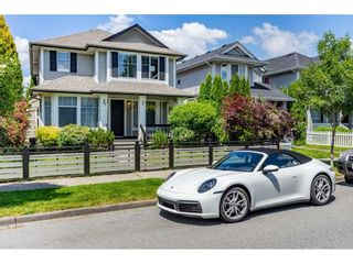 """Photo 1: 18525 64B Avenue in Surrey: Cloverdale BC House for sale in """"CLOVER VALLEY STATION"""" (Cloverdale)  : MLS®# R2591098"""